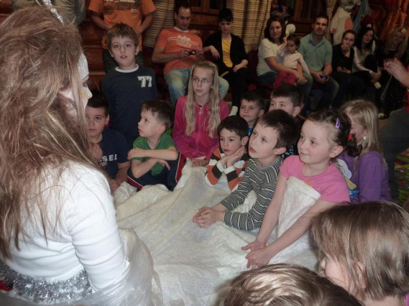 Mikulášsky rekondičný pobyt detí – Liptovský Ján 1-5.12.2011