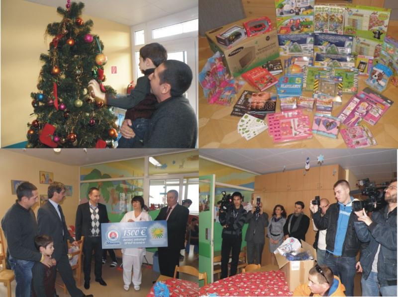 Darčeky pod vianočný stromček