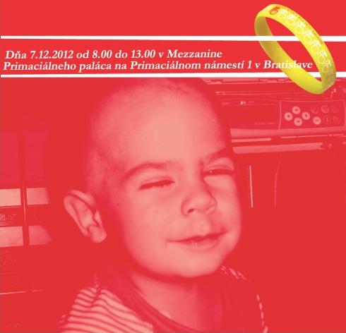 Tisíc a jedna kvapka pre detskú onkológiu 2012