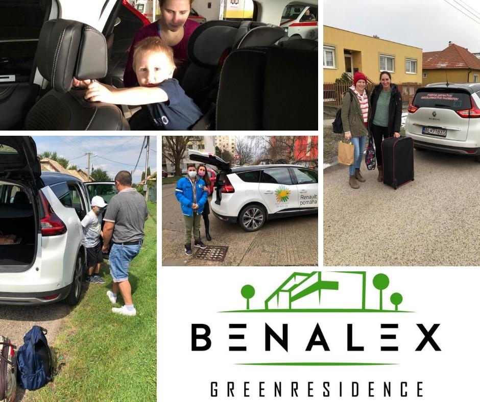 Firma Benelex venovala na dobrú vec 5000 EUR